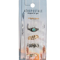 Paradise Ring 5-Pack