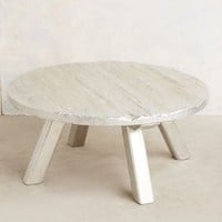 Turnstool Coffee Table by Anthropologie