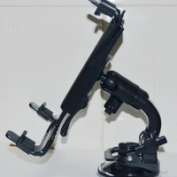 Adjust Universal Car Multi-direction Suction Mount Holder Stand For iPad IPAD2 GPS Tablet PC 1pcs/lot