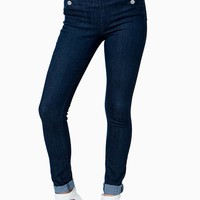 Simple Sailor Skinny Jean