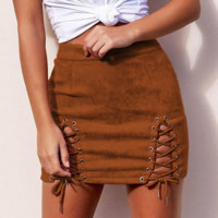 2018 Sexy Package Hip Skirts