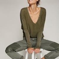 Free People Santa Cruz Henley