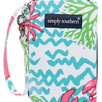 Simply Southern Wallet - Crabby