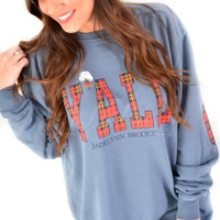 Jadelynn Brooke Y'all Sweatshirt