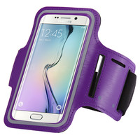 GYM Sport Arm Band Case For Samsung Galaxy S3 S4 S5 S6 S6 Edge For HTC One M9 M8 M7 Fashion Arm Tie Running Riding Leisure Cover