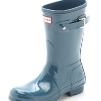 Hunter Boots Short Original Gloss Boots
