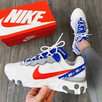 NIKE React Element 55 Tide brand sports running shoes