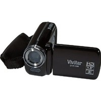 Vivitar 8 MP Digital Camcorder with 4X Digital Zoom Video Camera with 1.8-Inch LCD Screen, Colors and Styles May Vary