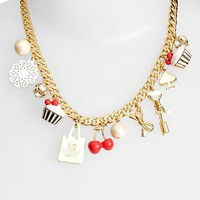 kate spade new york charm necklace | Nordstrom