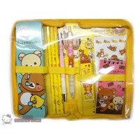 Rilakkuma School Supply Stationary Gift Set $14.99