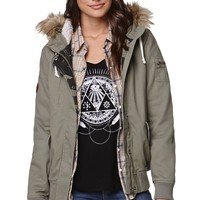 Roxy Locked Out Holiday Jacket - Womens Jacket