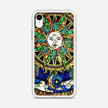 The Moon And Sun Lana Del Rey iPhone XR Case