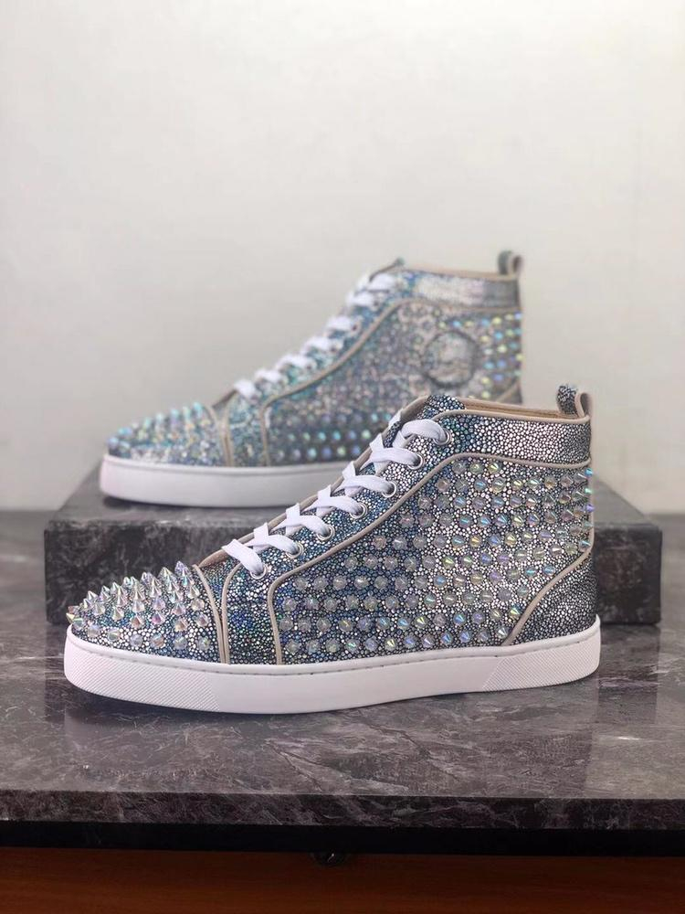 Image of x1love  christian louboutin Lovers'Leisure Shoes