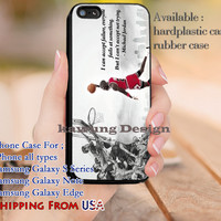 Can't Accept Not Trying Quote iPhone 6s 6s+ 5c 5s 4s Cases Samsung Galaxy s5 s6 Edge+ NOTE 5 4 3 #sport dl9