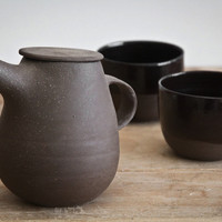 Teapot for 2 by Clam Lab | Madesmith