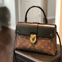 Louis Vuitton Lv One Handle Handbag Shoulder Bag