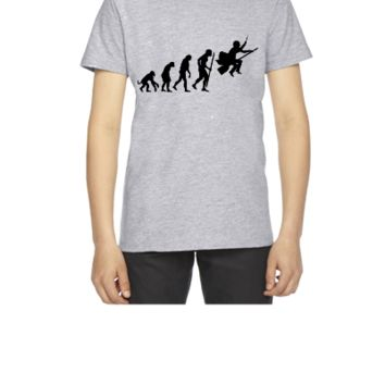 harry potter evolution - Youth T-shirt