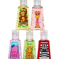 Animals 5-Pack PocketBac Sanitizers   - Anti-Bacterial - Bath & Body Works