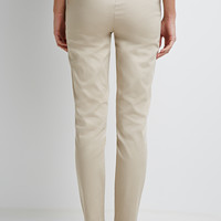 Flant-Front Chinos