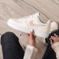 Nike Air Force 1 Low Jelly Swoosh White Inspired