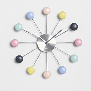 Macaron Wall Clock - Urban Outfitters