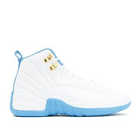 "[FREE SHIPPING] Air Jordan  12 Retro  ""Melo"" Basketball Sneaker"