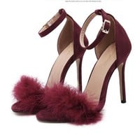 Feels Fur You Pumps