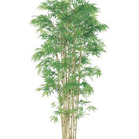 2 Artificial Bamboo Trees - Japanese