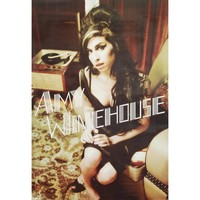 Amy Winehouse Domestic Poster