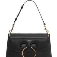 BLACK MEDIUM PIERCE BAG - bags