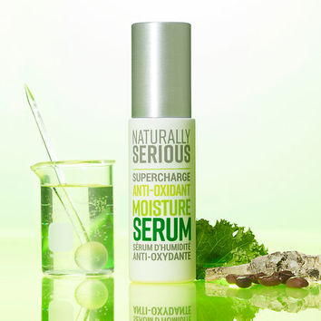 Supercharge Anti-Oxidant Moisture Serum - Naturally Serious | Sephora