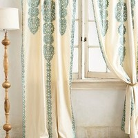 Marrakech Curtain by Anthropologie
