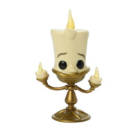 Funko Disney Beauty And The Beast Pop! Lumiere Vinyl Figure Hot Topic Exclusive