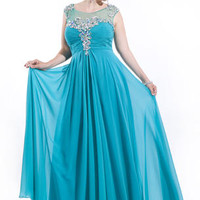 Rachel Allan Plus Size Prom 6626 Party Time Plus Collection Prom Dresses, Evening Dresses and Homecoming Dresses | McHenry | Crystal Lake IL