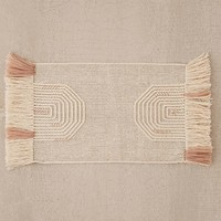 Braided Woven Cable Rug | Urban Outfitters