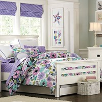 Oxford Abby Floral Bedroom