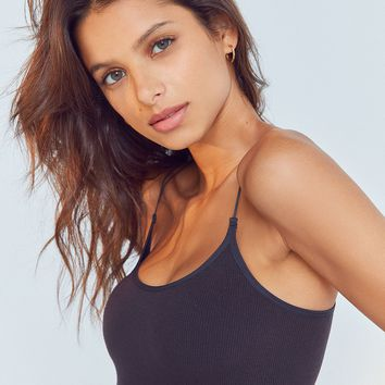 Out From Under Markie Seamless Cropped Cami   Urban Outfitters