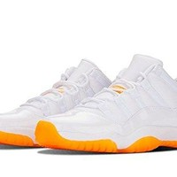 Jordan 11 Retro Low Citrus Big Kids BasketBall Shoe  Jordan 11