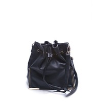 Wishing Bucket Bag - Black