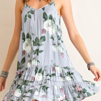 Island Hopper Dress | Silver