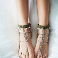 Free People Summer Lovin Anklet Set