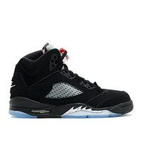 "AIR JORDAN 5 RETRO ""BLACK METALLICâ€"