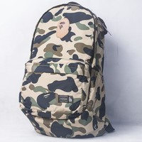 Stylish On Sale Casual College Hot Deal Comfort Back To School Camouflage Pc Backpack [10507735495]