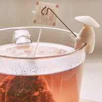 Fisherman Tea Bag Holder Set