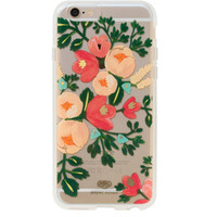 Clear Peach Blossom iPhone 6 and 6s Case