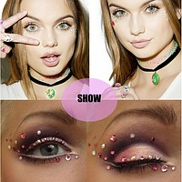 Festival Makeup Crystal Eye Stickers
