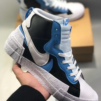 Nike combine dunk blazer Men's and women's cheap nike shoes