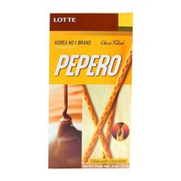 Pepero - Chocolate-Filled Biscuit, 1.76oz (50g)