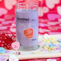 Be Mine Ring Candle