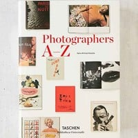 Photographers A-Z By Hans-Michael Koetzle